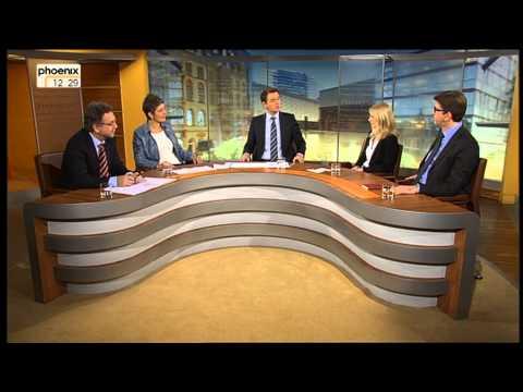 Jetzt schlägt's 13 - worum es im Wahljahr geht - Presseclub vom 06.01.2013