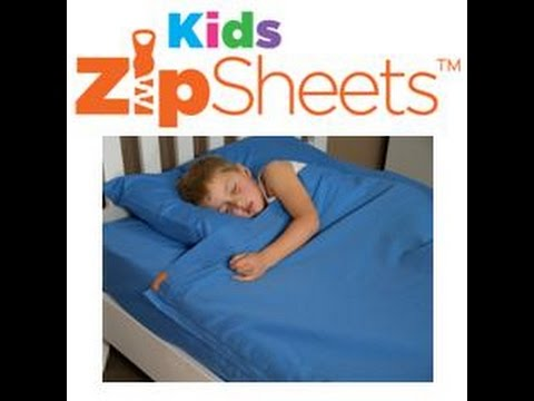 Kids Zip Sheets