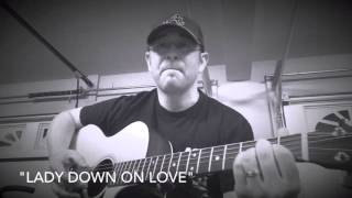 Lady down on love by Alabama cover