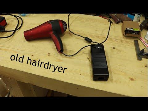 Making a Forge Blower from a Car Fan | FunnyDog TV