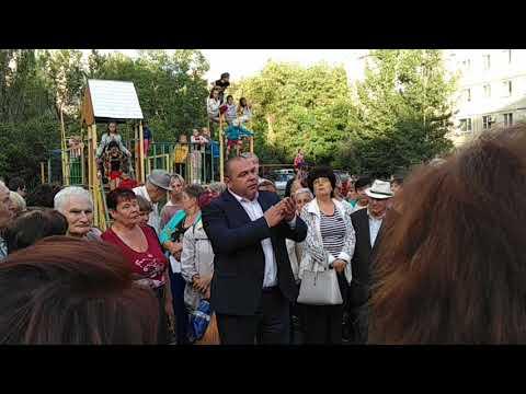 Встреча мэра Невинномысска Миненкова М.А. с жителями района (12.07.2019)