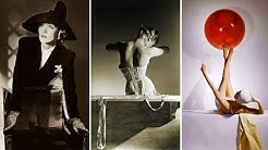 Three iconic images from legendary fashion photographer Horst P Horst's major exhibition at the V&A