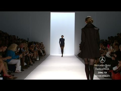 ZANG TOI: MERCEDES-BENZ FASHION WEEK SPRING 2014 COLLECTIONS