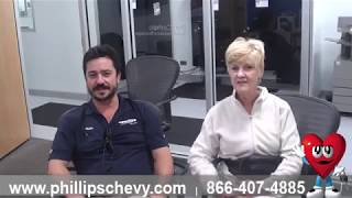 2018 Chevy Equinox - Customer Review at Phillips Chevrolet - Chicago New Car Dealership Sales