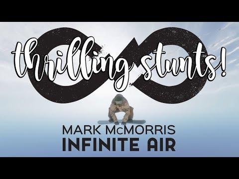 Mark Mcmorris Infinite Air: Thrilling Stunts!!!