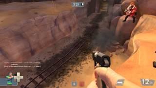 Team Fortress 2 разведчик обзор оружек!