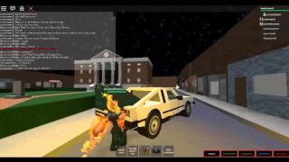 [LBC] Doctor Who Roblox Back to The Future Crossover Episode!