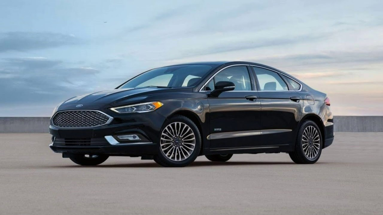 Ford Fusion Energi 2018 Car Review
