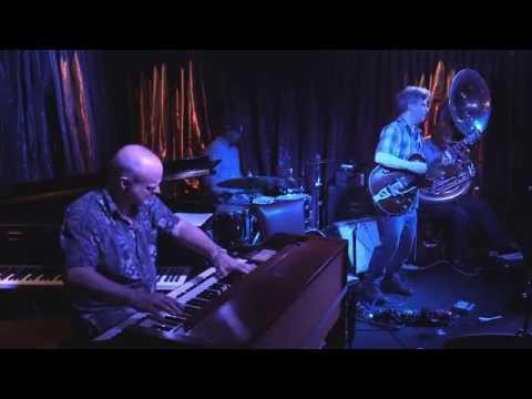 John Medeski's Mad Skillet 4/25/16 - Set 1 - New Orleans, LA @ Little Gem Saloon's Ramp Room