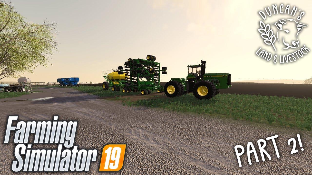 Download Flint Hills, Ep. 10 | Seeding Oat, Spraying, & Preparing for Harvest!