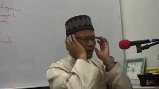 Kelas Asas Tarannum oleh Ustaz Shuhaimi Al Hafiz ( Bayyati,Hijaz,Nahawanddan Rast)