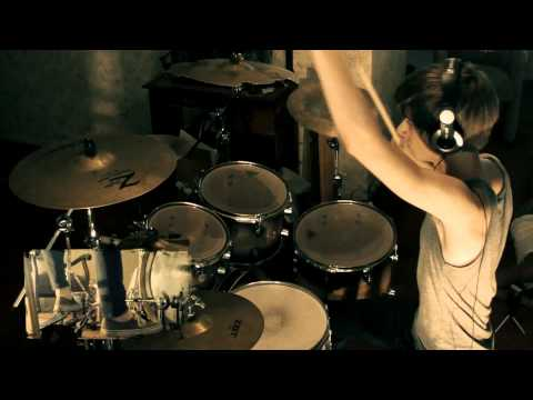Luke Holland - Texas in July - Lancaster (Drums)