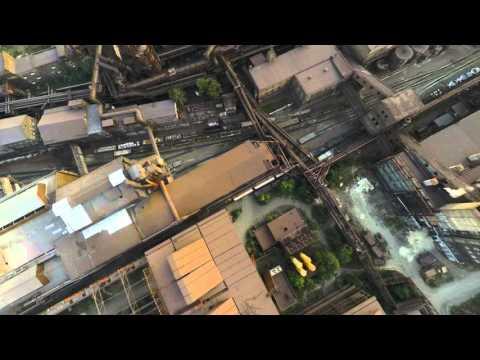 Steel Structures for Infrastructure Industry -  Volta Green