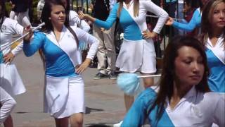 Manuel Doblado Desfile de Fundación 2016