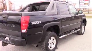 2005 Chevrolet Avalanche Full Walk Around and Start up