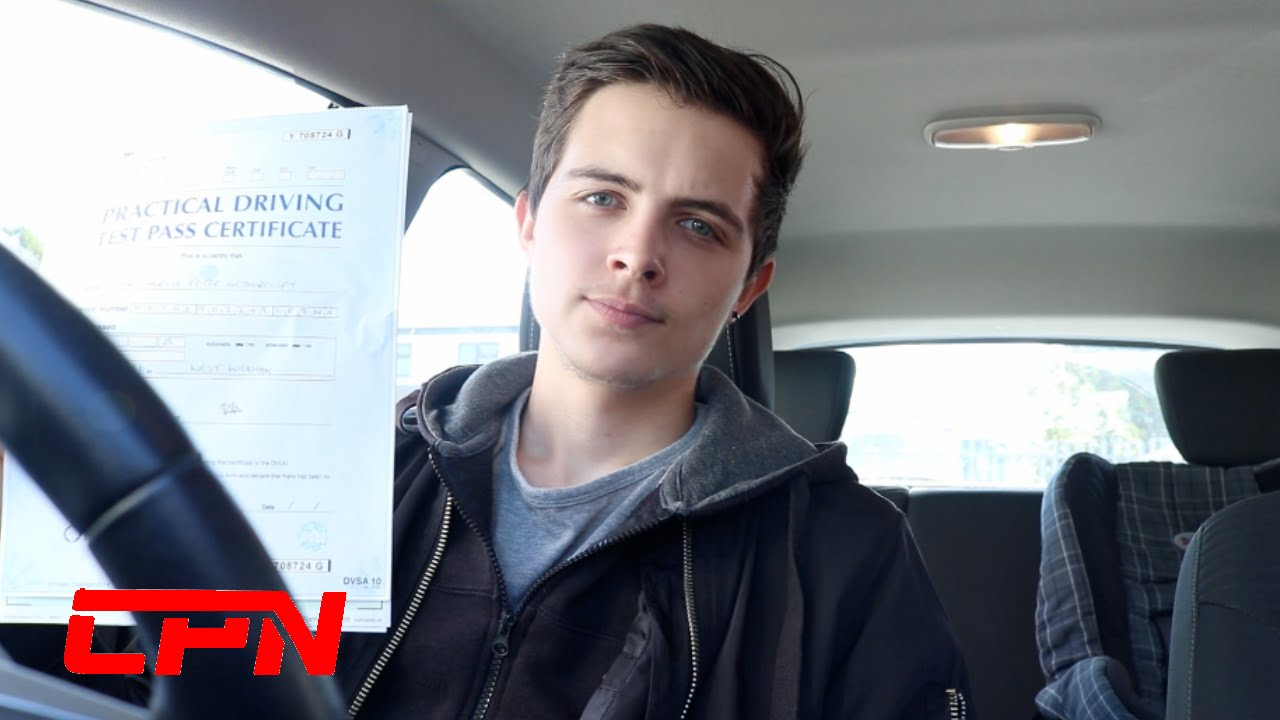 Pass Your Driving Test First time!