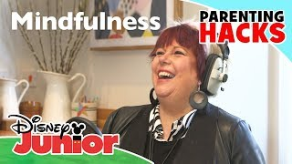 Parenting Hacks | Mindfulness - Part 2 🧘 | Disney Junior UK