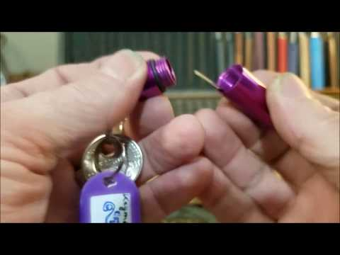 Взлом отмычками ABUS   (450) ABUS Euro #21 sent and pinned by Keymaster spp