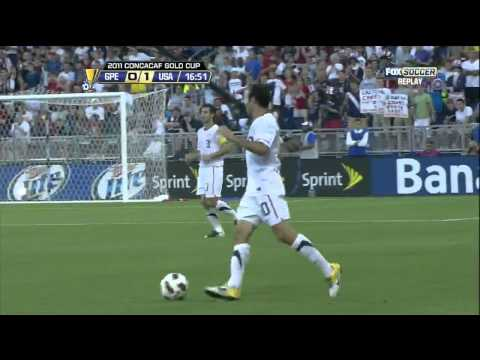 USMNT Guadeloupe 2011 Gold Cup 1 of 2 Full Game USA