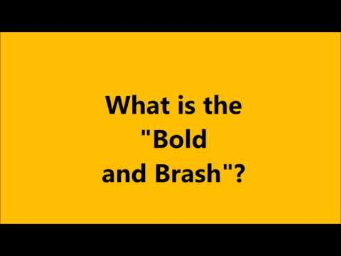 """What is the """"Bold and Brash"""" interview with Ruki"""