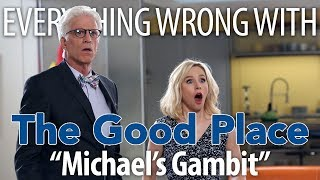 everything-wrong-with-the-good-place-michael-s-gambit
