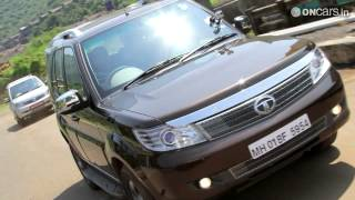 Tata Safari Storme launched in Maharashtra