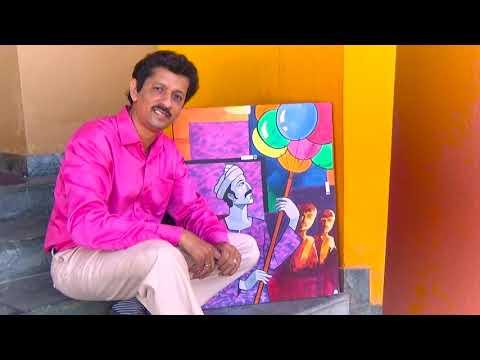 St Aloysius High School, Kodialbail Mangalore - Virtual Children's Day 14th November 2020