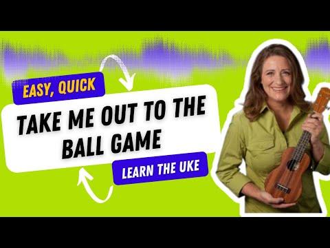 Take me out dating show ukulele