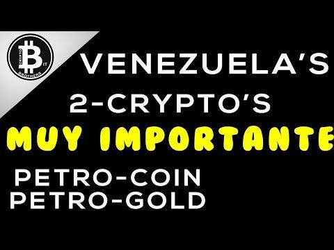 Why Venezuela's 2 Cryptos Are Important, Along with Iran and Turkey
