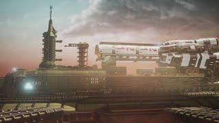 Gears 5 #11 - Pociąg i zbugowane sanki