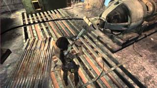 Let's Play Tomb Raider: Part  07- Boom Raider