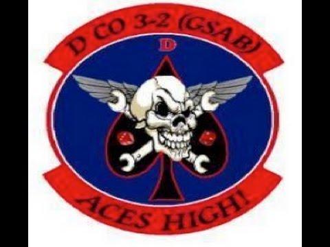 Delta Company 3-2 1SG COR