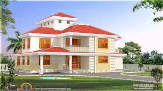 Kerala Style Home Front Door Design