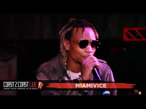 MiamiVice (@miamivicemarley) Performs at Coast 2 Coast LIVE   NYC All Ages Edition 5/16/18