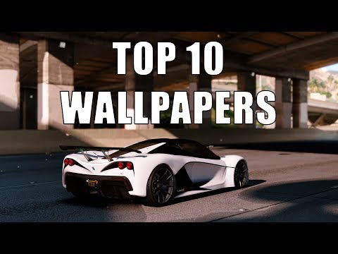 TOP 10 CARS WALLPAPER FOR WALLPAPER ENGINE