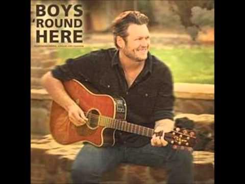 Blake Shelton - Boys 'Round Here (Dance Studio Mix)