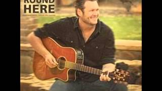 blake shelton boys round here dance studio mix