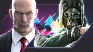 Hitman Vs. Dishonored | Versus