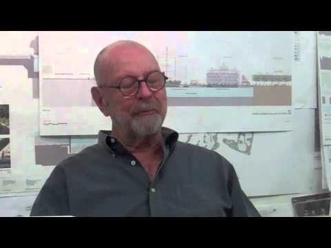 2012 ULI JC Nichols Prize Laureate Peter Walker Talks About Designing Reflecting Absence