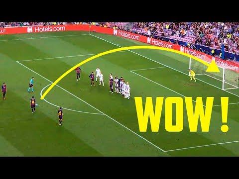 70 INSANE Free Kicks In Football 2018 • HD