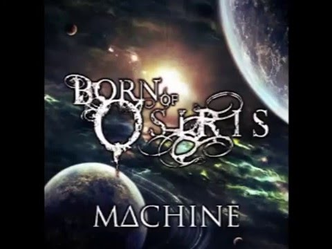 Born of Osiris MACHINE guitar cover by Martin Dugdale on ...