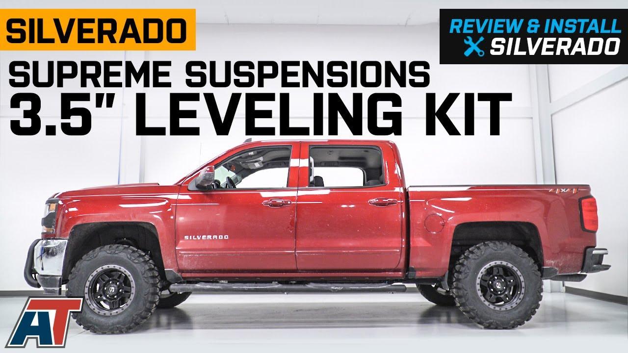 2021 Silverado Supreme Suspensions 3 5