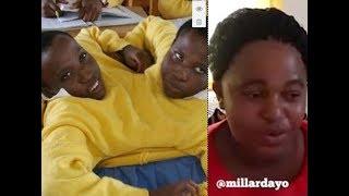 Mengi tusiyoyajua ya Maria na Consolata anazungumza Mwalimu wao 'Kuchunguliana Mitihani Je?'