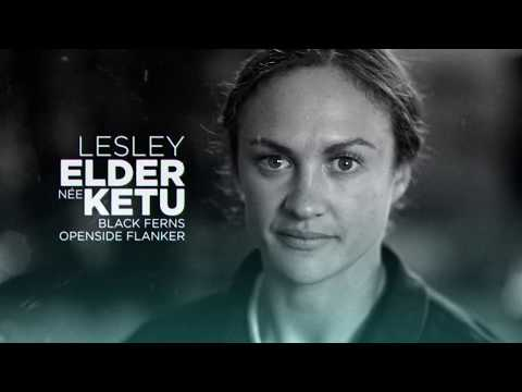 Meet the Black Ferns: Lesley Ketu