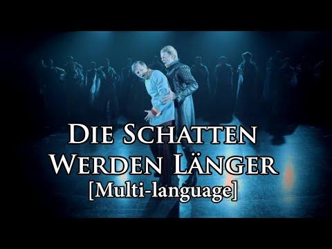 New Elisabeth das Musical  Die Schatten werden länger Multilanguage