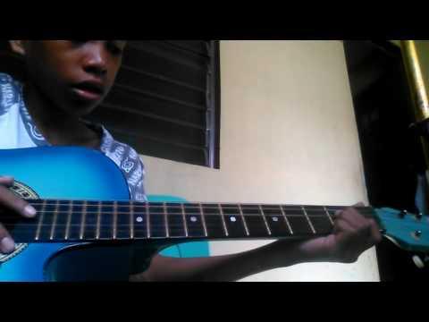 Banyo queen tutorial guitar in justin collado(2)