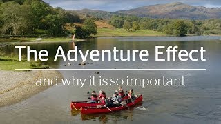 Why adventure is so important