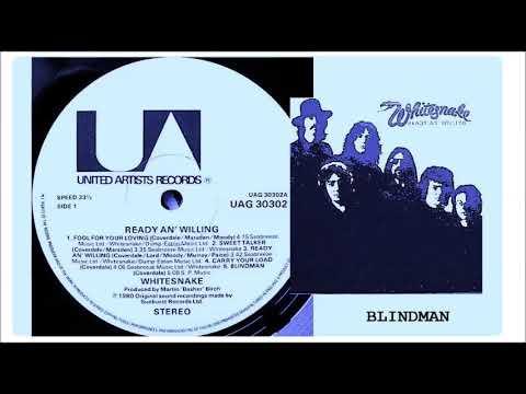 Whitesnake - Blindman 'Vinyl' mp3