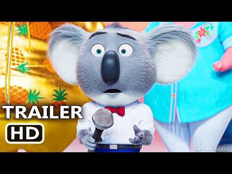 SING 2 Trailer (2021)