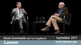 Glenn Greenwald, Conversation, 27 September 2017